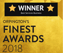 Orpingtons Finest 2018 Award